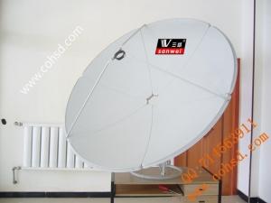 三威1.8米A型正馈C波段天线 板厚0.5mm