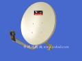 原装正品三威60CM 偏馈KU波段天线(立柱式)