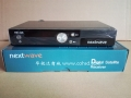 高斯贝尔HD-218 nextwave  韩星免费高清接收机 免费收看亚洲7号 凤凰HD SBS KBS MBC HD