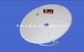 三威2.1米天线正馈C波段 板厚0.8mm 卫星正馈天线 适合工程用