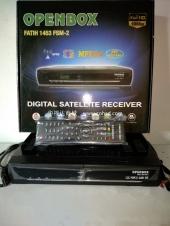 OPENBOX FSM-2 中文共享高清机,支持PVU,BISS MP4 H264 45M符码率 不支持AVS+